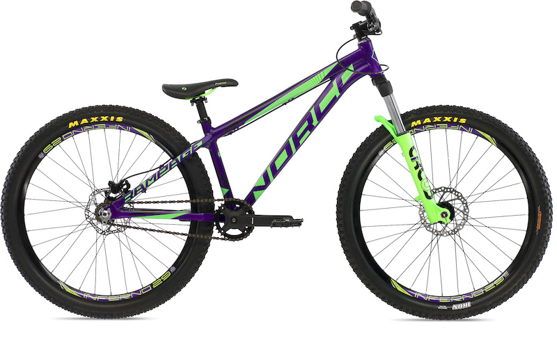 Norco 2015 Rampage 6.2