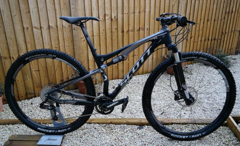 1413def2da6 2012 Scott Spark Pro 29er Carbon For Sale