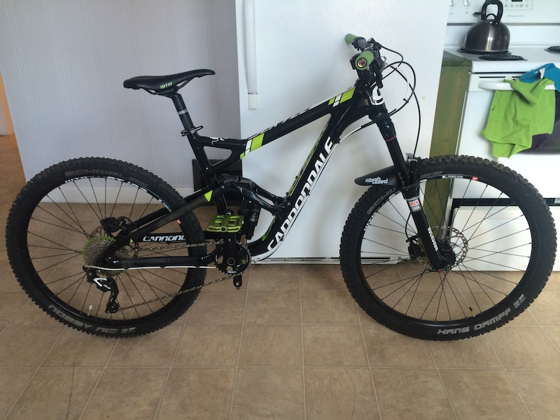 Bikes Online Canada >> 2015 Cannondale Jekyll 4 For Sale