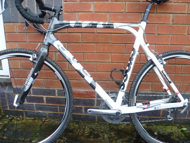 2010 Bmc Cross Machine Cx02 Cyclo Cross Bike For Sale