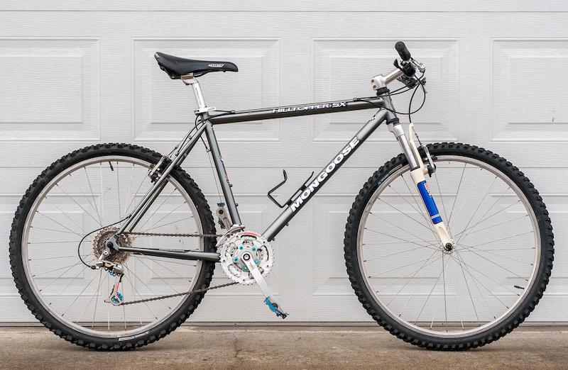 1997 Mongoose Hilltopper Sx For Sale