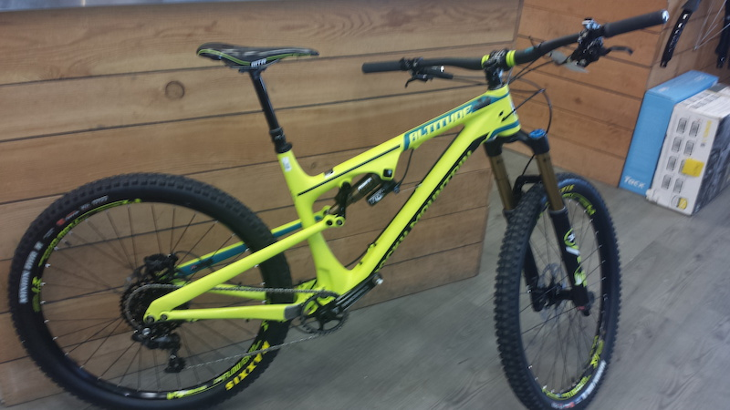 2015 Bikes Now Here By Differentnv Pinkbike
