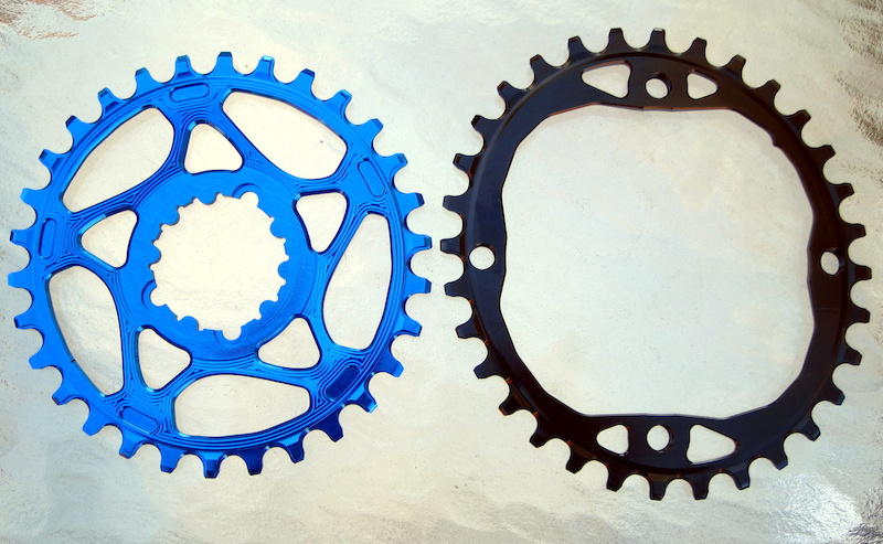 Absolute Black oval chainrings 2014
