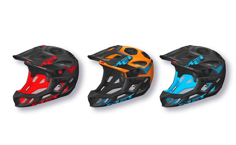 MET Parachute helmet