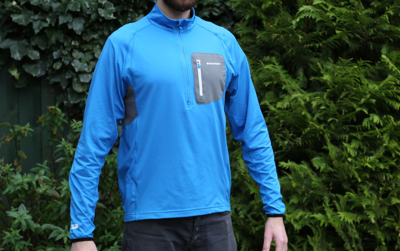 Madison Zenith Thermal Jersey