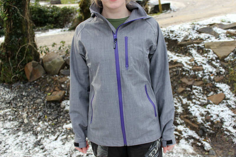 Flare Clothing Co - Cloudburst Waterproof Riding Jacket