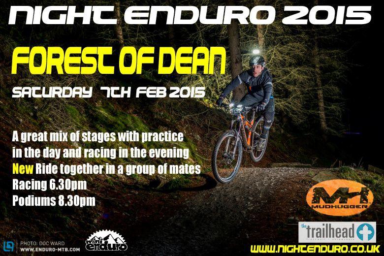 Forest of Dean Night Enduro 2015