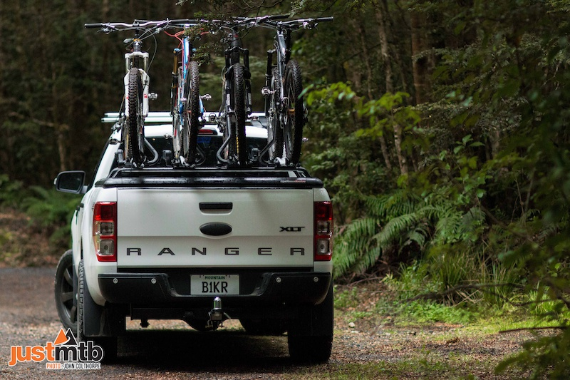 JustMTB Tours hit up the Te Iringa