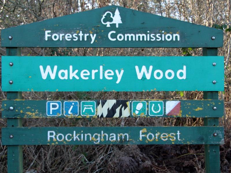 Wakerley Woods