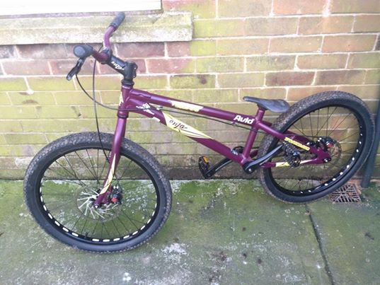 2014 Onza Zoot upgraded