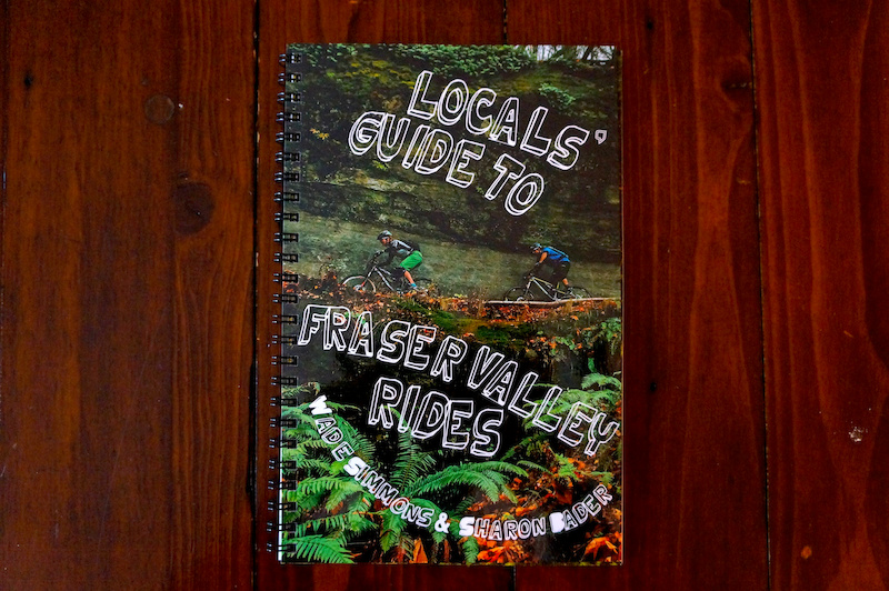 Local s Guide to Fraser Valley Rides cover