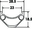 Reynolds R27.5 Wheelset, 2014