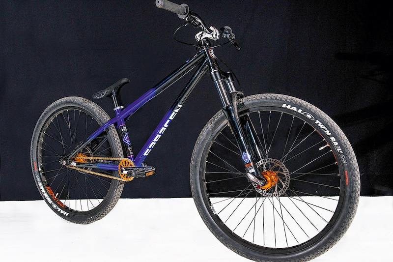 2014 saracen amplitude cr3 dirt jump bike for sale. Black Bedroom Furniture Sets. Home Design Ideas