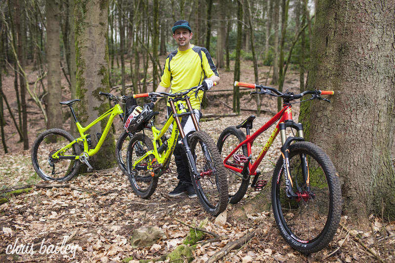 Chris Smith Signs with Transition Bikes UK - Pinkbike