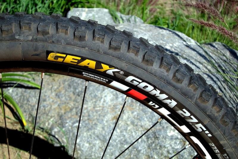 Vittoria Geax Goma 27 5 Tnt Tire Review Pinkbike