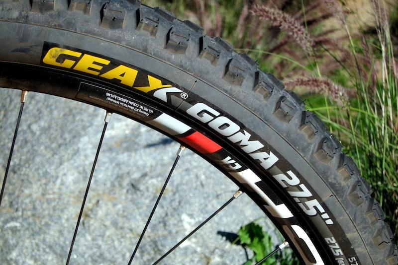 Vittoria/Geax Goma 27.5 TNT Tire - Review - Pinkbike