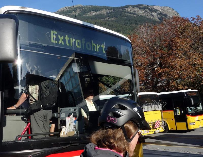 Postbus to Simplon Pass