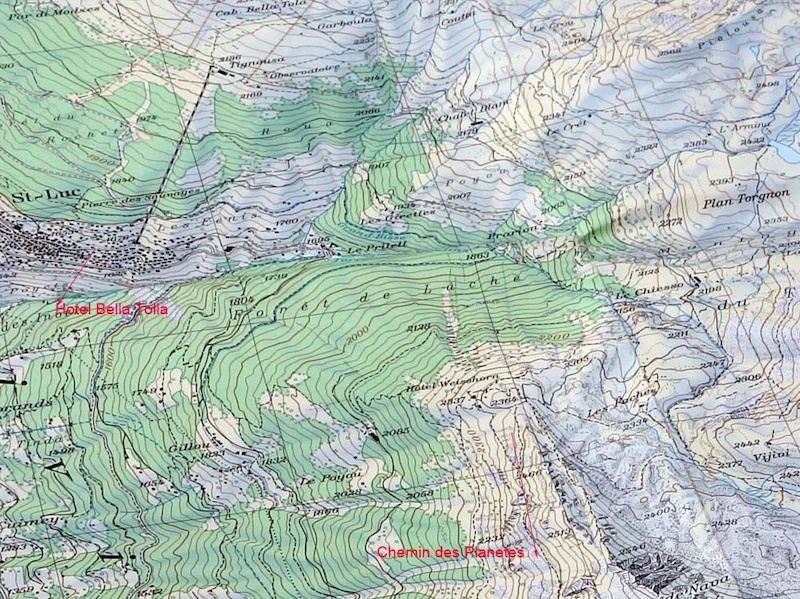 The wonderful Swiss Maps that put ours to shame