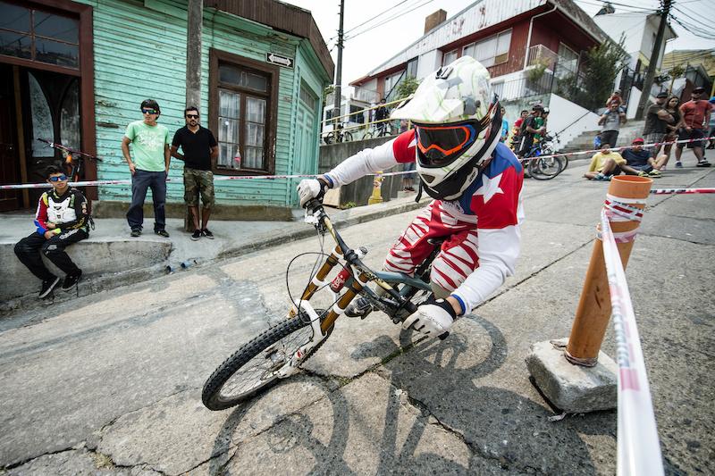 Talcahuano Urban DH race
