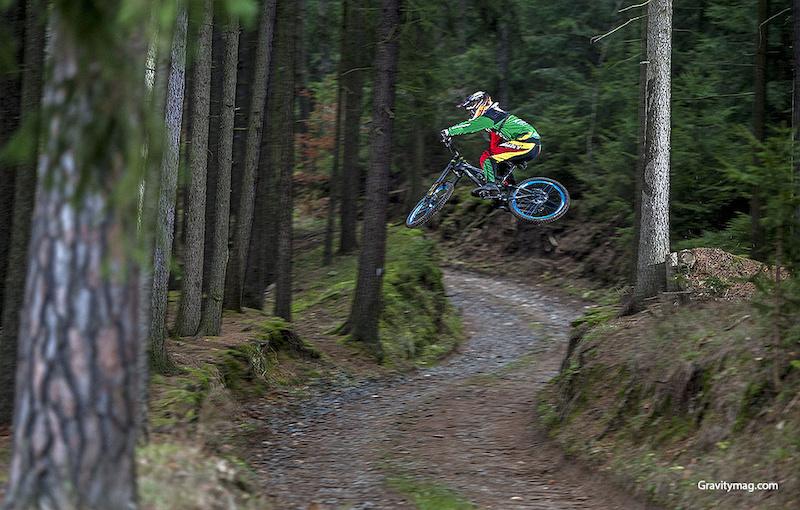 Matej Charvat - Offseason riding.