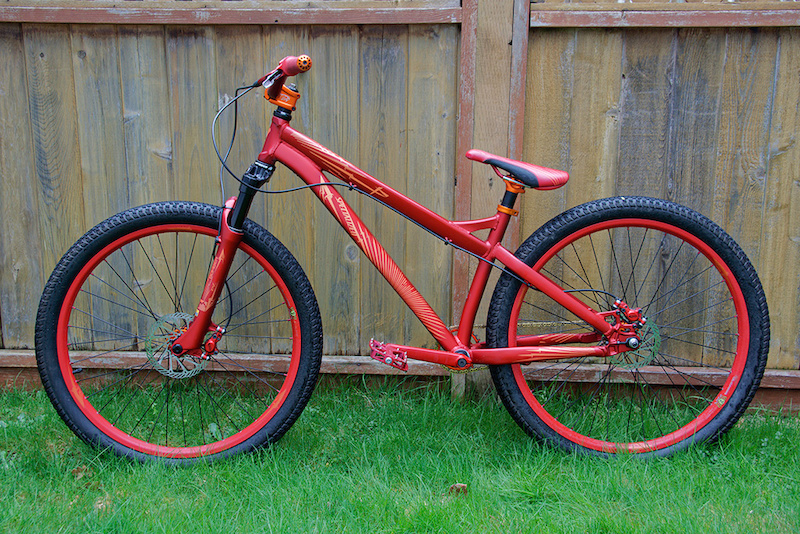 Bikes Online Canada >> 2010 Specialized P3 Dirt Jumper (L) For Sale