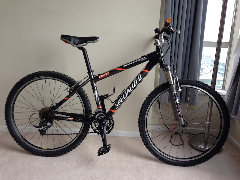 2002 Specialized Stumpjumper comp M4 For Sale