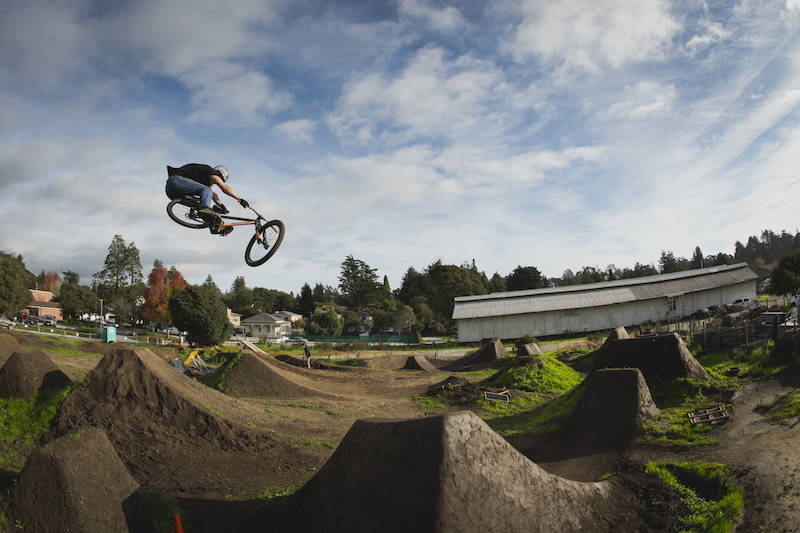 Jeff Herbertson - Aptos CA Photo by - Ian Collins