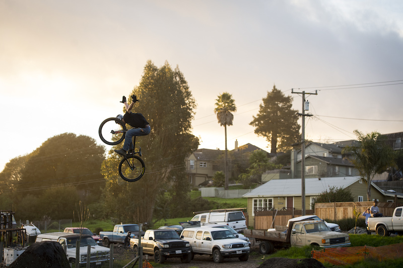 Jeff Herbertson - Aptos CA Photo by - Ian Collins