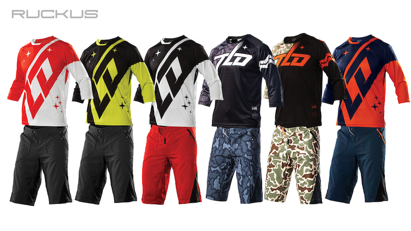 a7383a316 First Look: 2015 Troy Lee Designs Ride Collection - Pinkbike