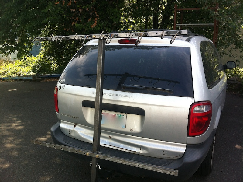 Lolo Racks 6 bike carrier