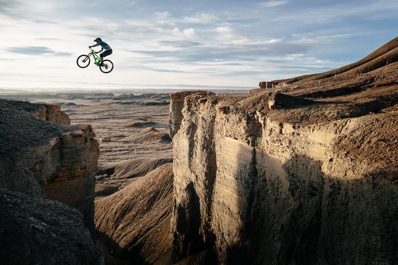 Can An Enduro Bike Take On Green River Utah Pinkbike