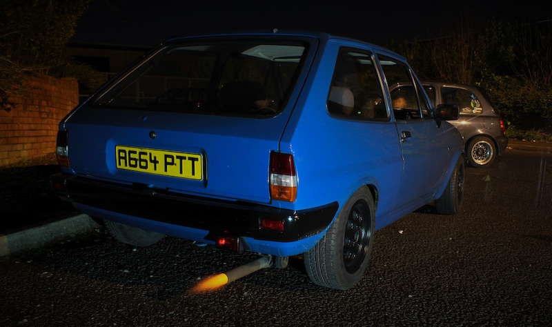 Been practicing a bit of car photography. My mk2 fiesta zetec power