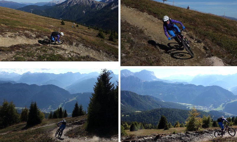 South Tyrol Mountainbiking - Dolomites and the Italian Alps