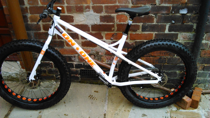 On One Bikes >> 2014 On One Fatty Singlespeed Fat Bike For Sale