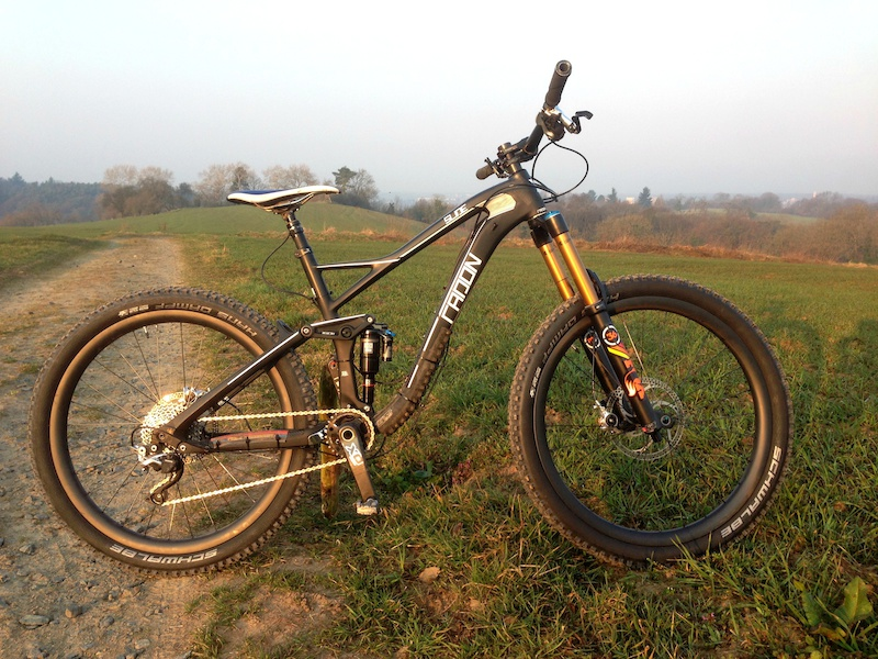 Radon Slide Carbon 160