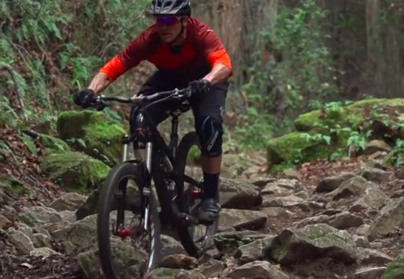 Damper Testing in NorCal With Brian Lopes