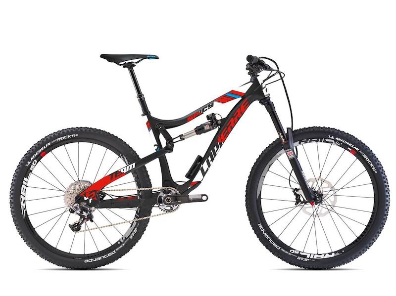 Lapierre Bikes SPICY Team 2015