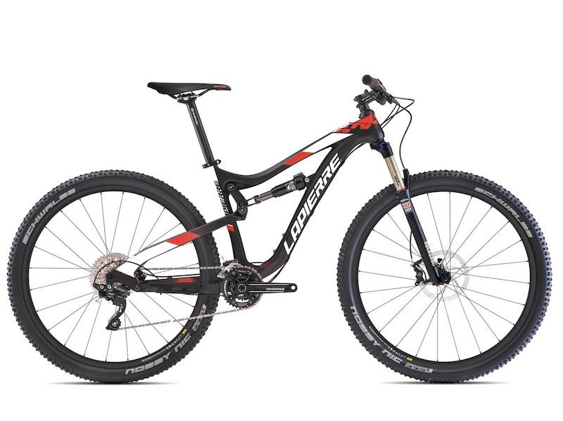 Lapierre Bikes ZESTY TR 329 2015
