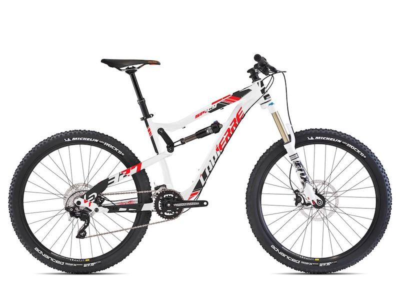 Lapierre Bikes SPICY 327 2015