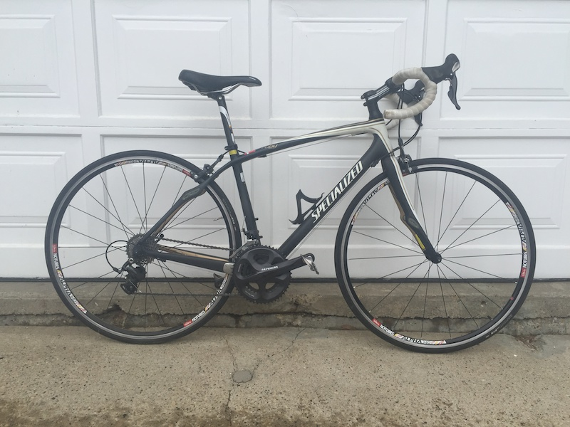 2012 Specialized Carbon Quot Ruby Comp Quot Women S Road Bike For Sale