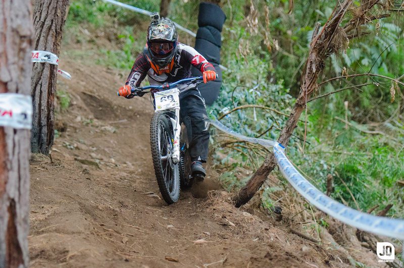 Free practice for Pan-American Championship 2015 in Cota Colombia.