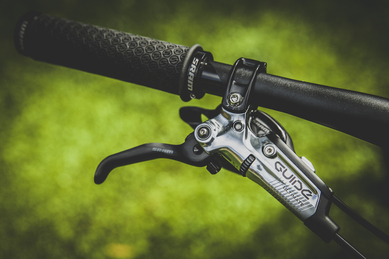First Look: SRAM Guide Ultimate Brakes