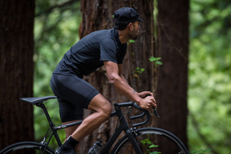 THE LINEAR 62 Jersey Crew amp THE PARALLEL Padded Cycling Short 125