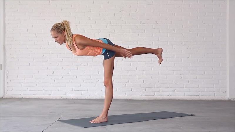 15 Minute Yoga Routine To Enhance Balance And Agility