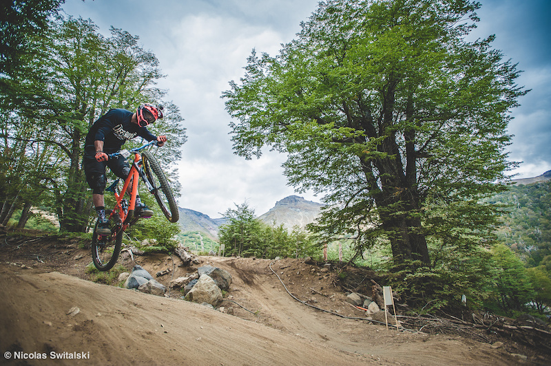 n in Chile Part One - A day in Nevados Bikepark