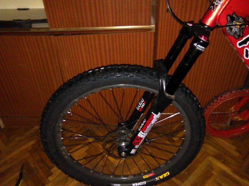 New tires *O* Geax Goma 26x2,40