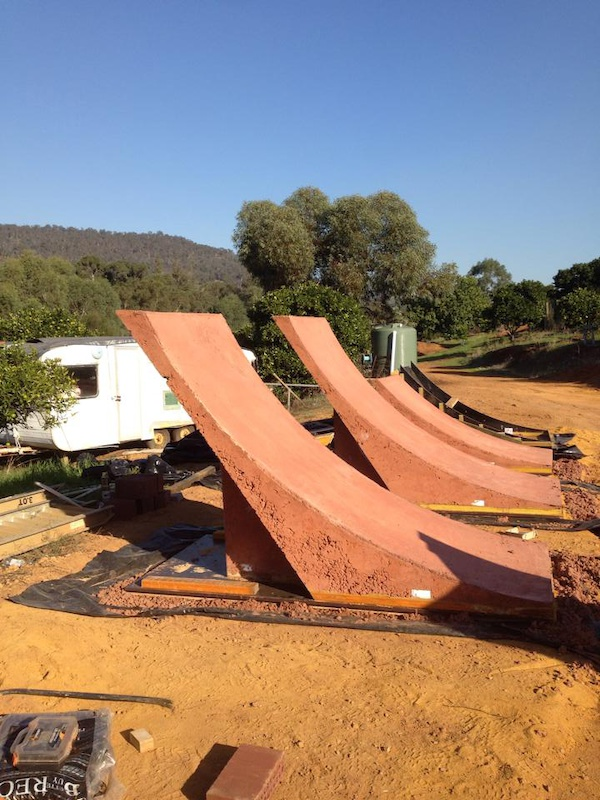 the dirt jumps unveiled!