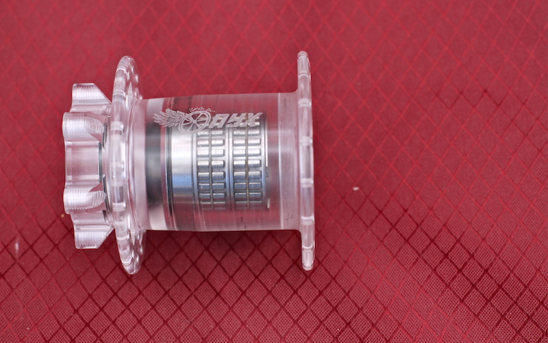 Onyx's Radical Rear Hub - Sea Otter 2015 - Pinkbike