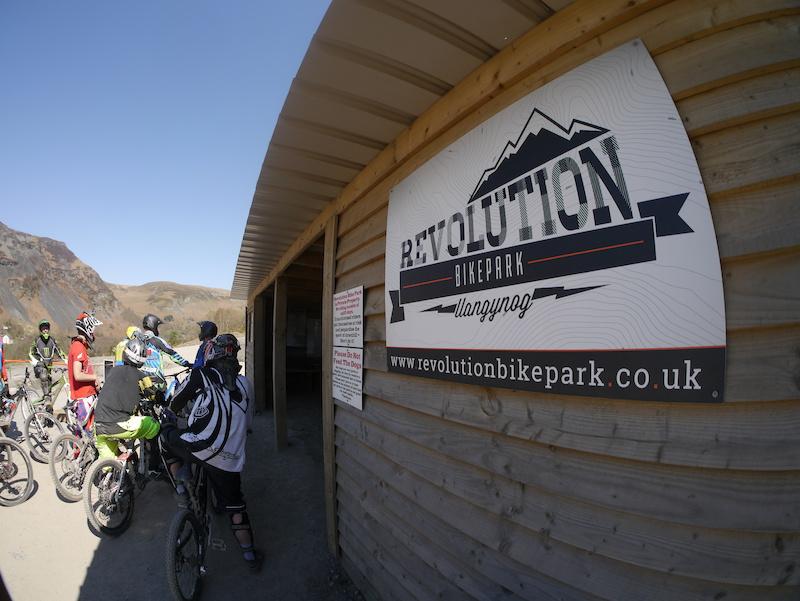 Revolution Bike Park - Llangynog