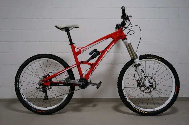 2010 Transition Bikes Covert